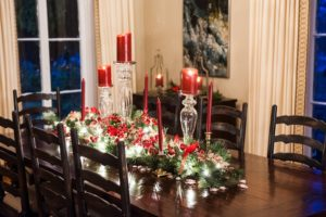 Holiday Table at Manor House