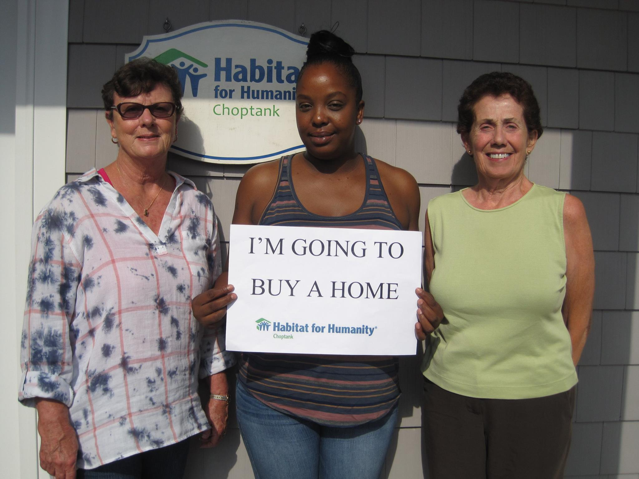 Londonderry employees become Habitat homebuyers