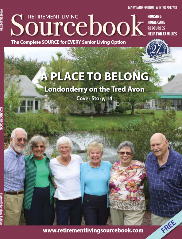 Retirement Living Sourcebook cover